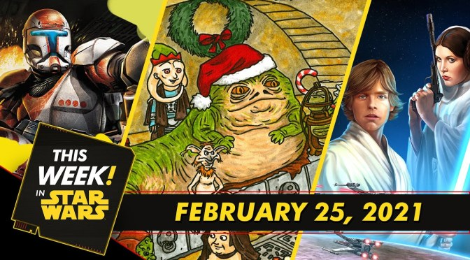 This Week In Star Wars | The Bad Batch Report In