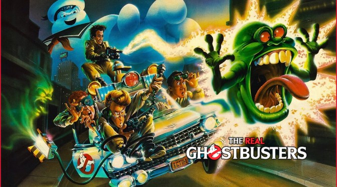 The Real Ghostbusters Is Coming To YouTube