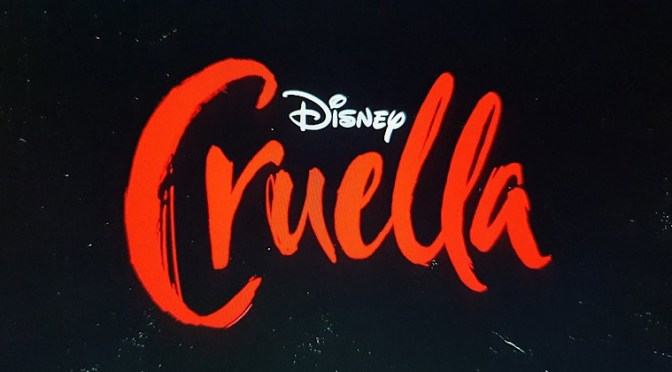 First Trailer And Poster For 'Cruella' Drop Online