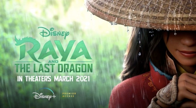 Raya And The Last Dragon Super Bowl Spot Enchants