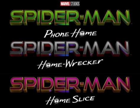 Spider-Man 3 Fake Titles