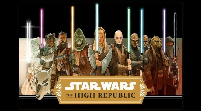 Star Wars | The High Republic Literary Dream Team