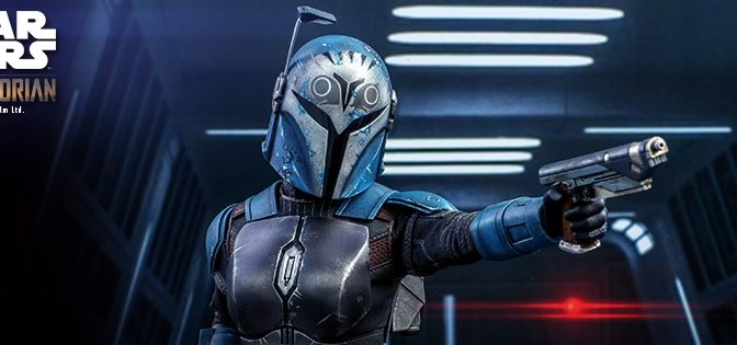 First Look | Hot Toys Bo-Katan Kryze (The Mandalorian)