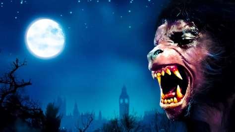 An American Werewolf In London - NECA