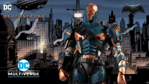 DC Multiverse Deathstroke Review