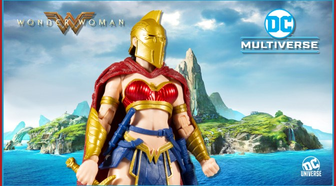 DC Multiverse | Wonder Woman Last Knight On Earth
