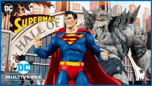 DC Multiverse Superman v The Devastator