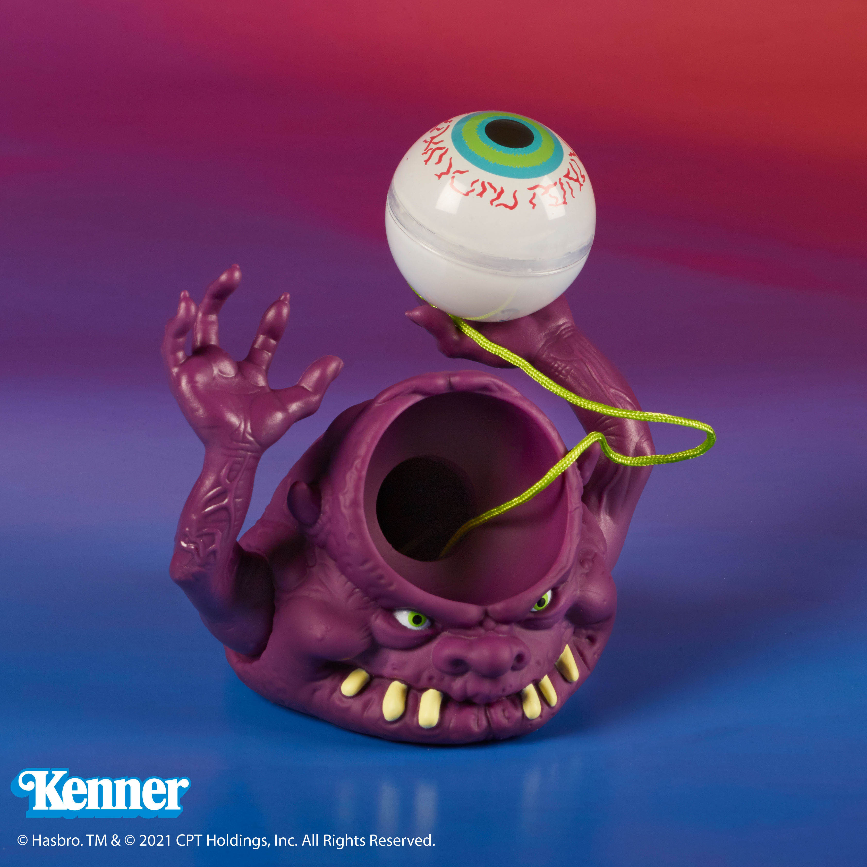 Kenner Bug Eye Ghost