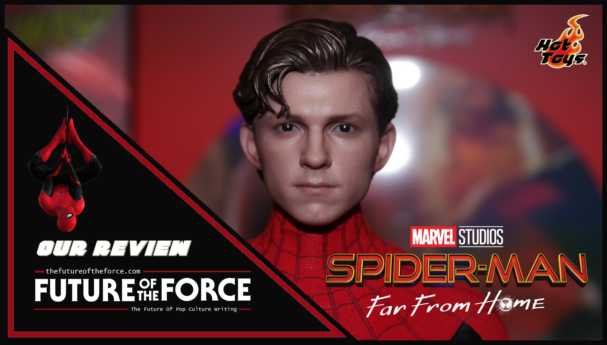 Hot Toys Spider-Man Upgrade Suit Review