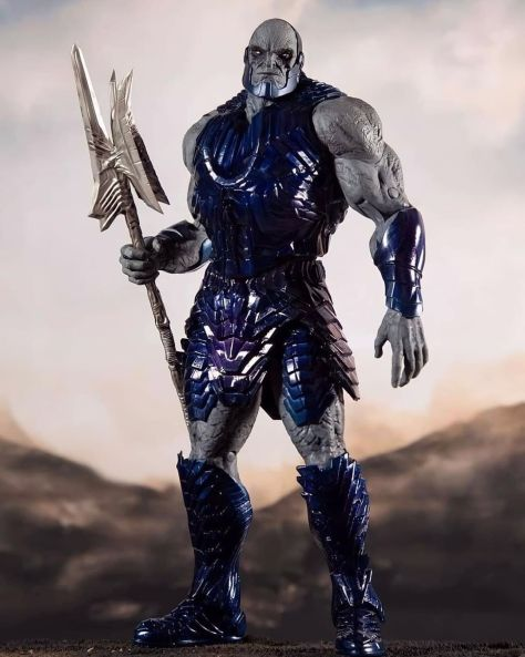 DC Multiverse Darkseid Preview
