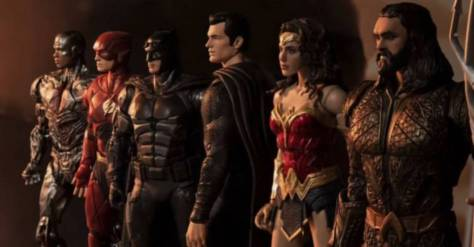Zack Snyder's Justice League DC Multiverse