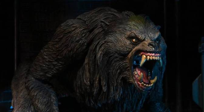 An American Werewolf In London NECA Preview