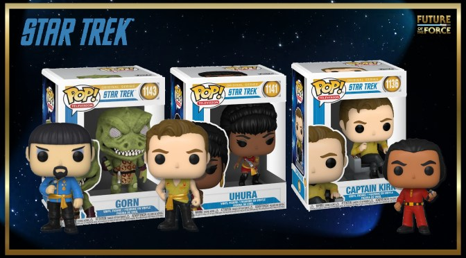 New Star Trek: The Original Series Funko Pops