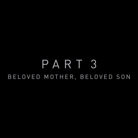 Zack Snyder's Justice League - Part 3 Beloved Mother, Beloved Son