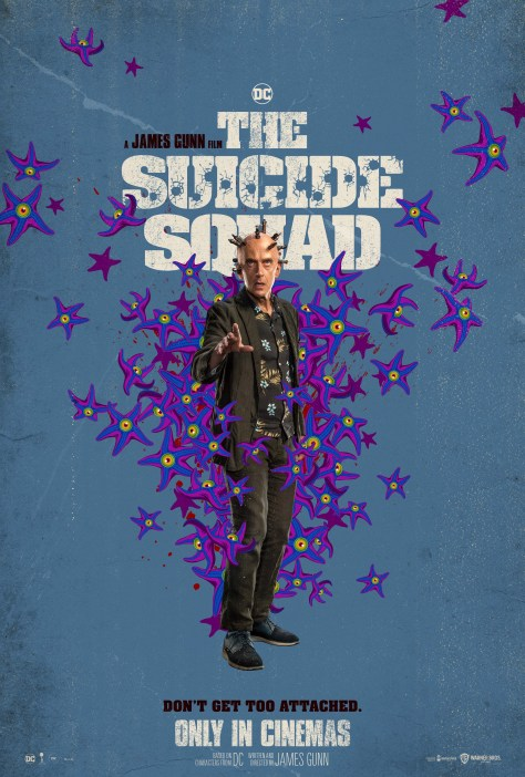The Suicide Squad Thinker Poster