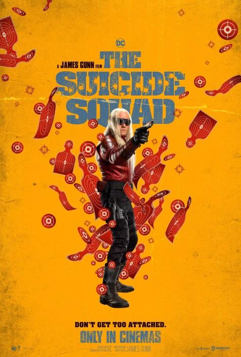 The Suicide Squad Savant Poster