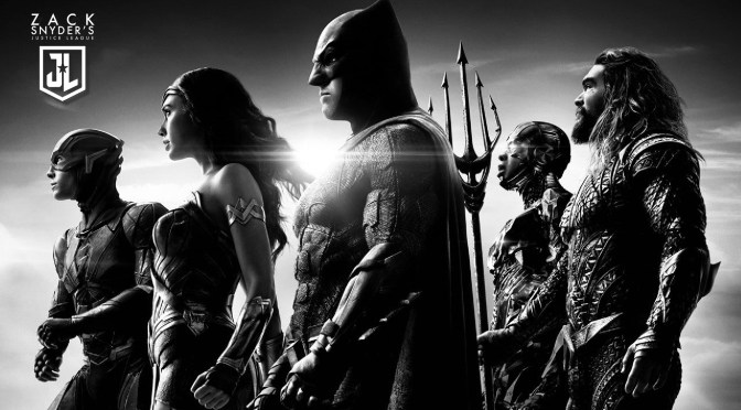 Review | Zack Snyder's Justice League