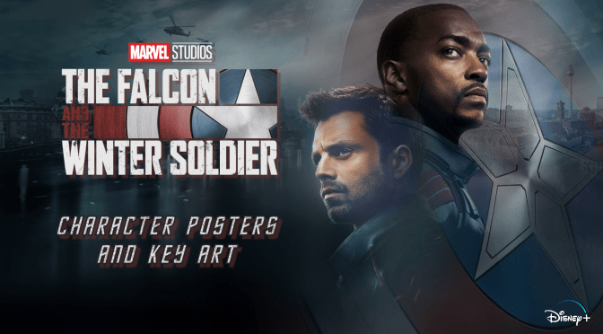The Falcon And The Winter Soldier Poster Archive
