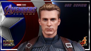 Hot Toys Captain America (Avengers Endgame) Review