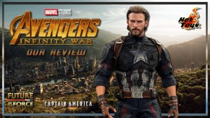 Hot Toys Review | Captain America (Avengers Infinity War)
