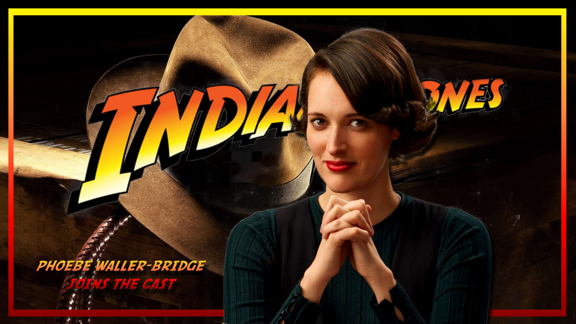 Indiana Jones 5 | Phoebe Waller-Bridge Joins The Cast