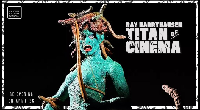 The Ray Harryhausen: Titan Of Cinema Exhibition Reopening On April 26th