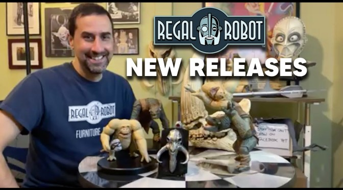 Regal Robot | Holochess Figure Sneak Peek