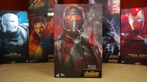 Hot Toys Avengers Infinity War - Star Lord