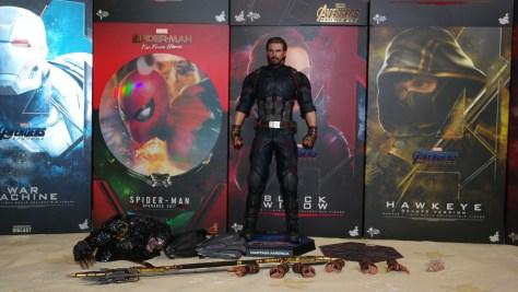 Hot Toys Captain America (Avengers Infinity War)