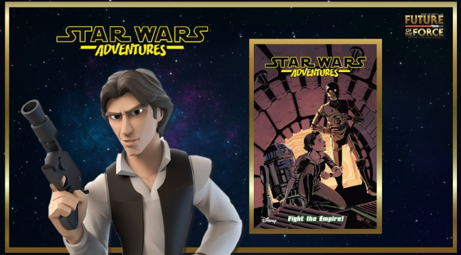 Star Wars Adventures Vol. 9: Fight the Empire!