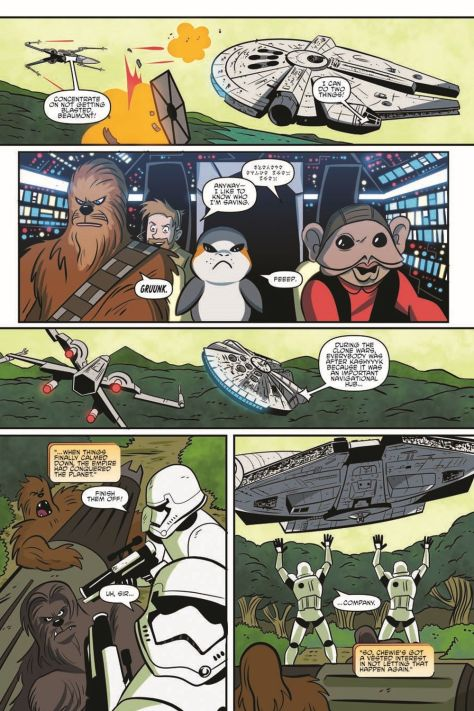 Star Wars Adventures, Vol. 11 Rise of the Wookiees