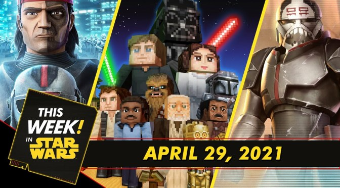 This Week In Star Wars | Star Wars Day Hype, the Disney Cruise Line Jumps to Hyperspace, and More!