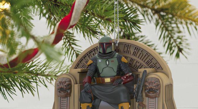 Star Wars: The Mandalorian | Boba Fett Tree Ornament