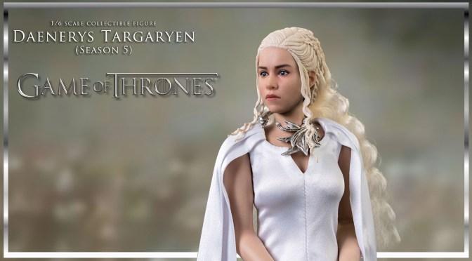 Game of Thrones | Daenerys Targaryen Figure Revealed!