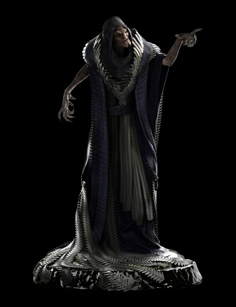 Weta Workshop DeSaad Statue