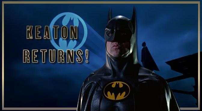 Batman Returns...Again! Michael Keaton Confirmed For The Flash