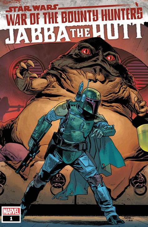 War Of The Bounty Hunters Jabba