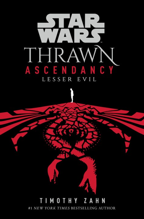 Thrawn Ascendancy Lesser Evil Cover