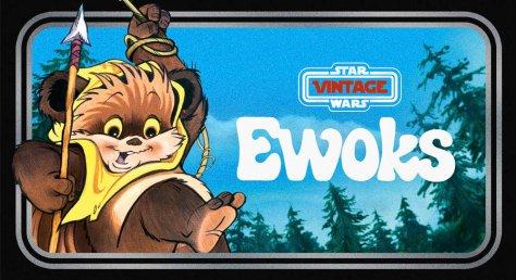 Star Wars Ewoks Disney Plus