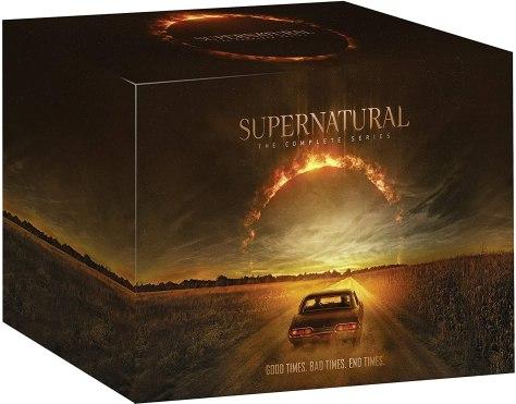 Supernatural The Complete Series Boxset
