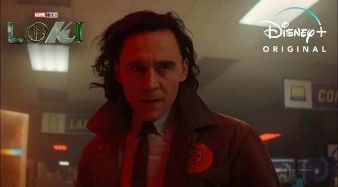 Marvel Studios' Loki | Miss Minutes Teaser