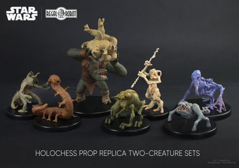 Regal Robot - Holochess Figure Collection
