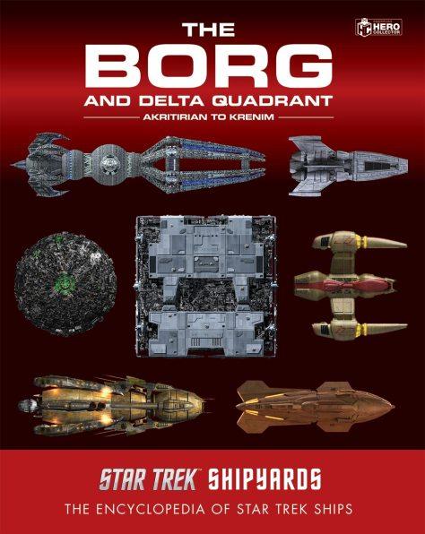 Star Trek Shipywards The Borg Cover
