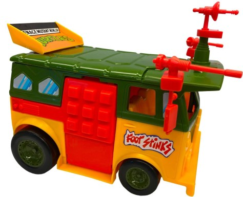 The Teenage Mutant Ninja Turtles Party Wagon Gets A Reissue