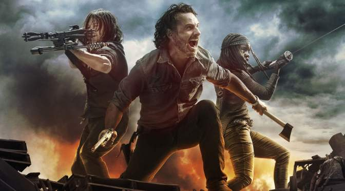 The Walking Dead Is Coming To Disney Plus