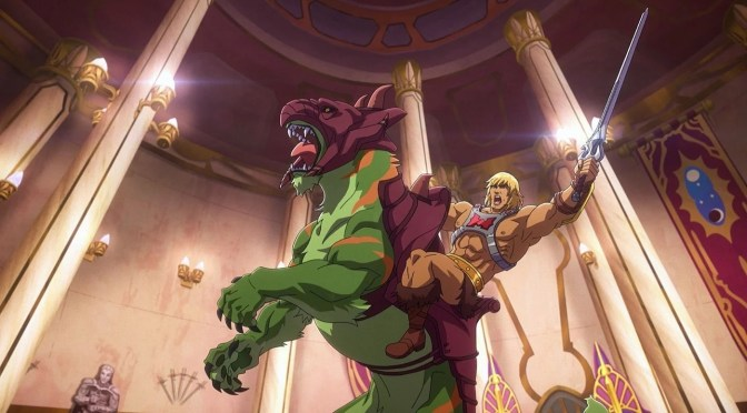 First Look | Masters Of The Universe Revelation