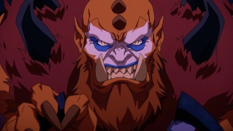Masters Of The Universe Revelation Beast Man