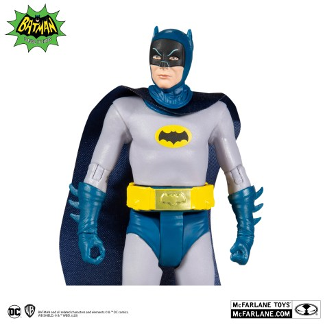 McFarlane Batman The Classic Series Retro
