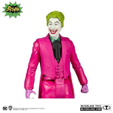 McFarlane Batman The Classic Series Retro Joker