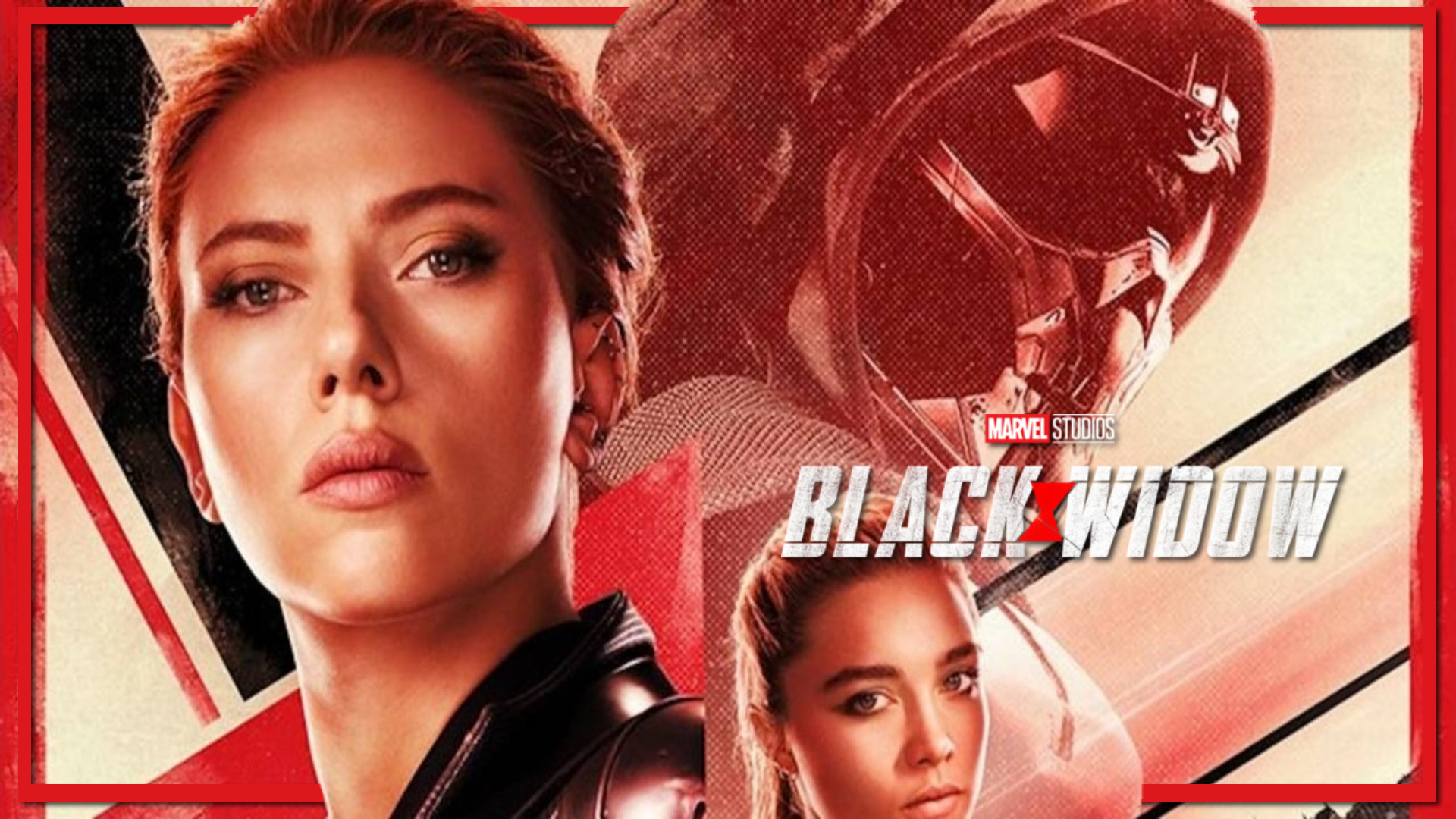 New Posters For Marvel's Black Widow Released!